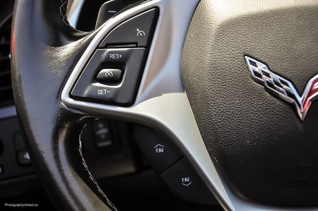 Used 2017 Chevrolet Corvette Stingray for sale Sold at Gravity Autos Atlanta in Chamblee GA 30341 22