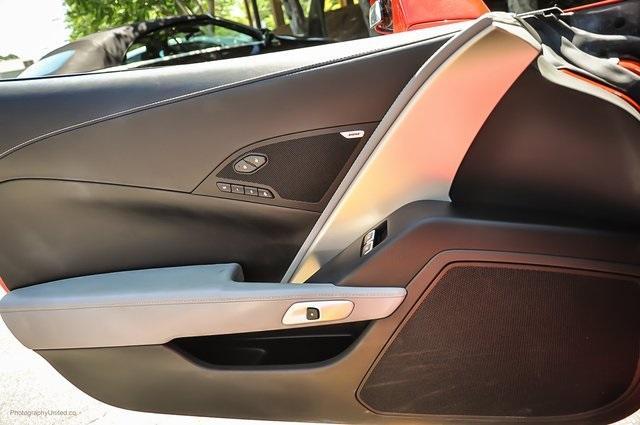 Used 2017 Chevrolet Corvette Stingray for sale Sold at Gravity Autos Atlanta in Chamblee GA 30341 26