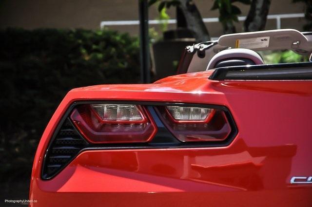 Used 2017 Chevrolet Corvette Stingray for sale Sold at Gravity Autos Atlanta in Chamblee GA 30341 6
