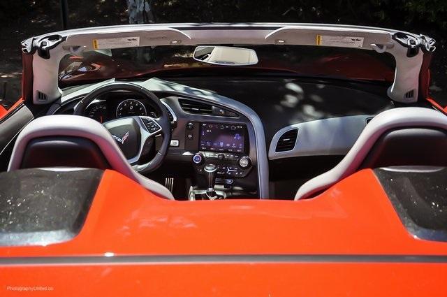 Used 2017 Chevrolet Corvette Stingray for sale Sold at Gravity Autos Atlanta in Chamblee GA 30341 7