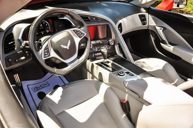 Used 2017 Chevrolet Corvette Stingray for sale Sold at Gravity Autos Atlanta in Chamblee GA 30341 8