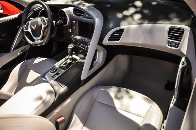 Used 2017 Chevrolet Corvette Stingray for sale Sold at Gravity Autos Atlanta in Chamblee GA 30341 9
