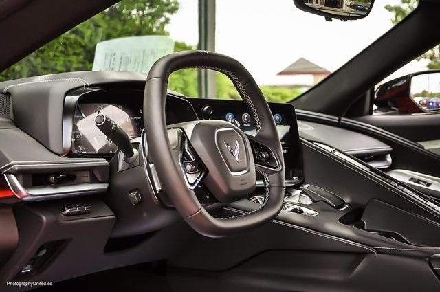 Used 2021 Chevrolet Corvette Stingray for sale Sold at Gravity Autos Atlanta in Chamblee GA 30341 11
