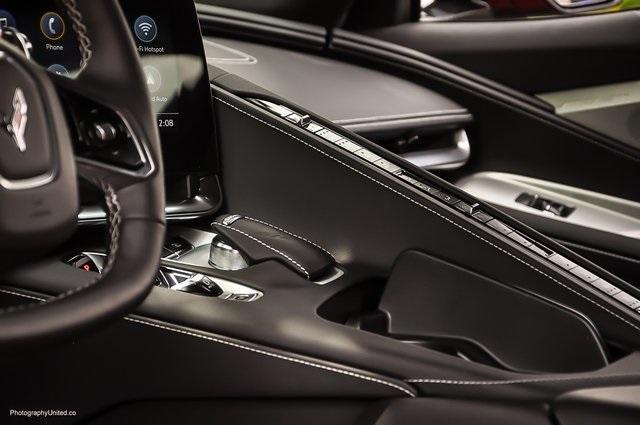 Used 2021 Chevrolet Corvette Stingray for sale Sold at Gravity Autos Atlanta in Chamblee GA 30341 12