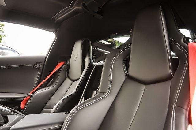 Used 2021 Chevrolet Corvette Stingray for sale Sold at Gravity Autos Atlanta in Chamblee GA 30341 13