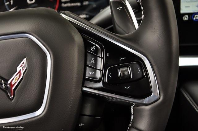 Used 2021 Chevrolet Corvette Stingray for sale Sold at Gravity Autos Atlanta in Chamblee GA 30341 24