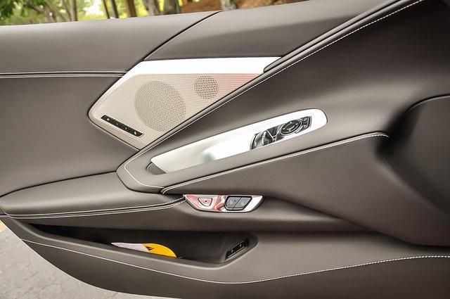 Used 2021 Chevrolet Corvette Stingray for sale Sold at Gravity Autos Atlanta in Chamblee GA 30341 27