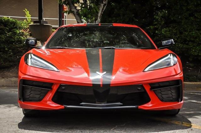 Used 2021 Chevrolet Corvette Stingray for sale Sold at Gravity Autos Atlanta in Chamblee GA 30341 3