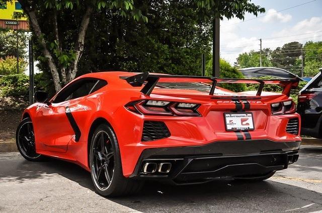 Used 2021 Chevrolet Corvette Stingray for sale Sold at Gravity Autos Atlanta in Chamblee GA 30341 5
