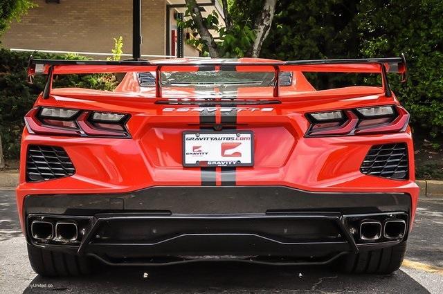 Used 2021 Chevrolet Corvette Stingray for sale Sold at Gravity Autos Atlanta in Chamblee GA 30341 7