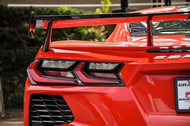 Used 2021 Chevrolet Corvette Stingray for sale Sold at Gravity Autos Atlanta in Chamblee GA 30341 8