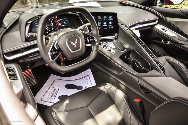 Used 2021 Chevrolet Corvette Stingray for sale Sold at Gravity Autos Atlanta in Chamblee GA 30341 9
