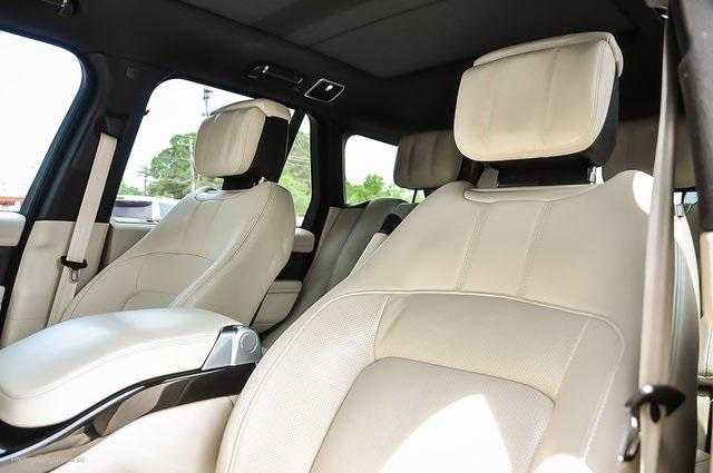 Used 2018 Land Rover Range Rover 3.0L V6 Supercharged HSE for sale $72,395 at Gravity Autos Atlanta in Chamblee GA 30341 10