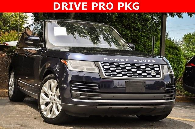 Used 2018 Land Rover Range Rover 3.0L V6 Supercharged HSE for sale $72,395 at Gravity Autos Atlanta in Chamblee GA 30341 2