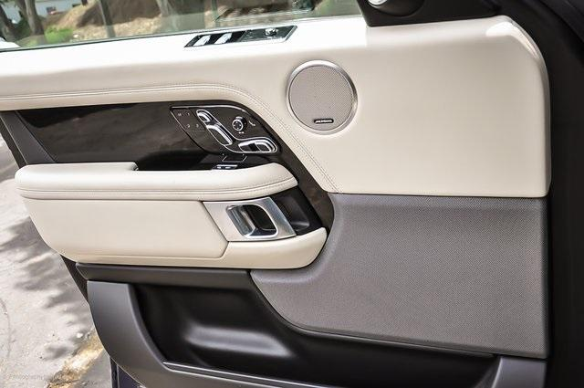 Used 2018 Land Rover Range Rover 3.0L V6 Supercharged HSE for sale $72,395 at Gravity Autos Atlanta in Chamblee GA 30341 22