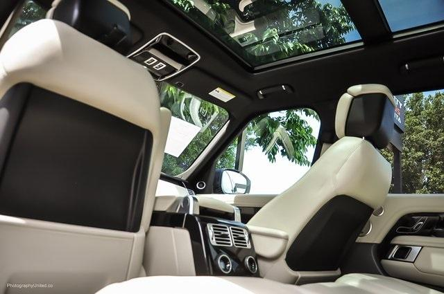 Used 2018 Land Rover Range Rover 3.0L V6 Supercharged HSE for sale $72,395 at Gravity Autos Atlanta in Chamblee GA 30341 28