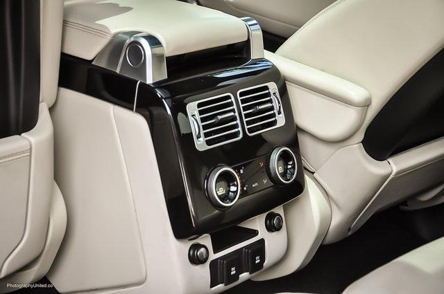 Used 2018 Land Rover Range Rover 3.0L V6 Supercharged HSE for sale $72,395 at Gravity Autos Atlanta in Chamblee GA 30341 29