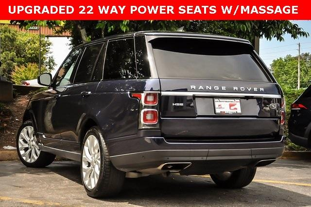 Used 2018 Land Rover Range Rover 3.0L V6 Supercharged HSE for sale $72,395 at Gravity Autos Atlanta in Chamblee GA 30341 3
