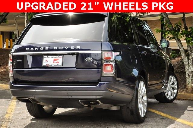 Used 2018 Land Rover Range Rover 3.0L V6 Supercharged HSE for sale $72,395 at Gravity Autos Atlanta in Chamblee GA 30341 4