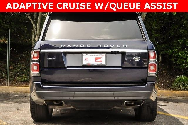 Used 2018 Land Rover Range Rover 3.0L V6 Supercharged HSE for sale $72,395 at Gravity Autos Atlanta in Chamblee GA 30341 5