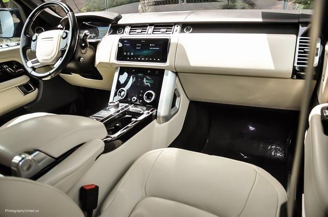 Used 2018 Land Rover Range Rover 3.0L V6 Supercharged HSE for sale $72,395 at Gravity Autos Atlanta in Chamblee GA 30341 8