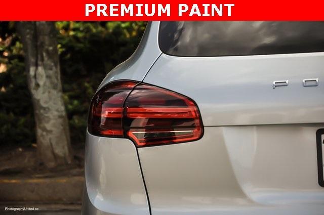 Used 2018 Porsche Cayenne Platinum Edition for sale $47,900 at Gravity Autos Atlanta in Chamblee GA 30341 6