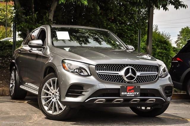 Used 2018 Mercedes-Benz GLC GLC 300 Coupe for sale Sold at Gravity Autos Atlanta in Chamblee GA 30341 2