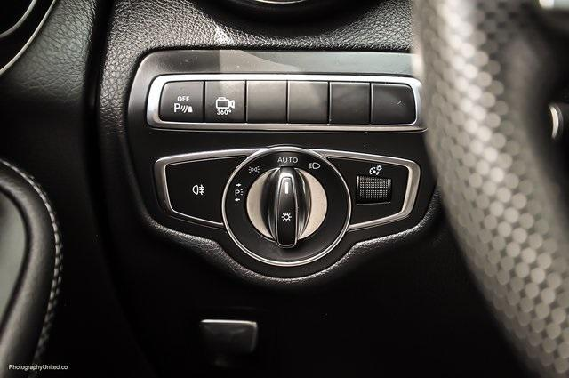 Used 2018 Mercedes-Benz GLC GLC 300 Coupe for sale Sold at Gravity Autos Atlanta in Chamblee GA 30341 21