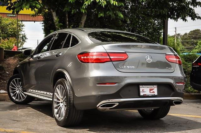 Used 2018 Mercedes-Benz GLC GLC 300 Coupe for sale Sold at Gravity Autos Atlanta in Chamblee GA 30341 3