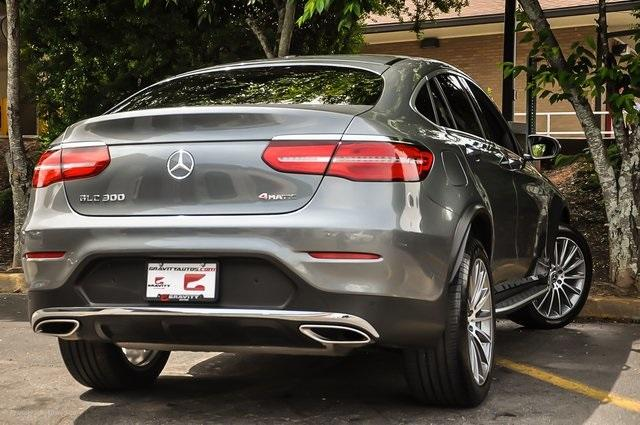 Used 2018 Mercedes-Benz GLC GLC 300 Coupe for sale Sold at Gravity Autos Atlanta in Chamblee GA 30341 4