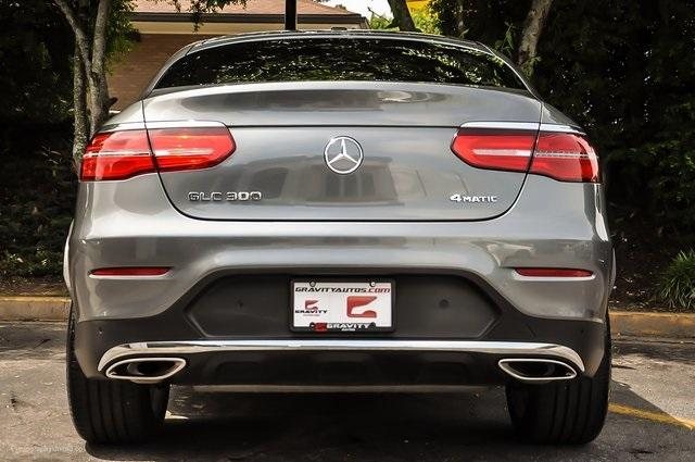 Used 2018 Mercedes-Benz GLC GLC 300 Coupe for sale Sold at Gravity Autos Atlanta in Chamblee GA 30341 5