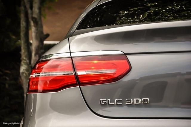 Used 2018 Mercedes-Benz GLC GLC 300 Coupe for sale Sold at Gravity Autos Atlanta in Chamblee GA 30341 6