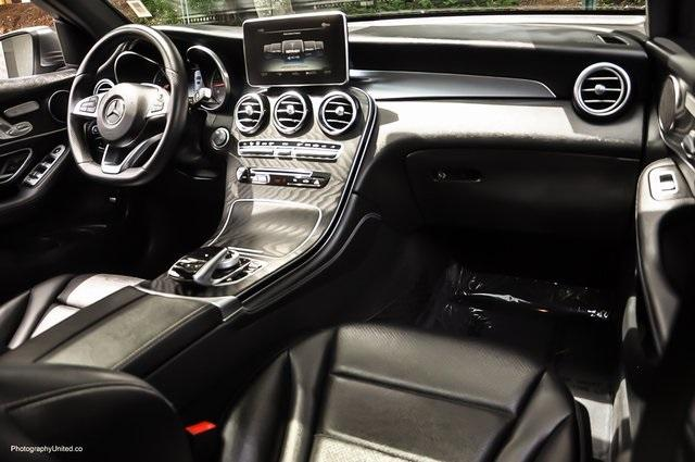 Used 2018 Mercedes-Benz GLC GLC 300 Coupe for sale Sold at Gravity Autos Atlanta in Chamblee GA 30341 8
