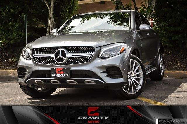 Used 2018 Mercedes-Benz GLC GLC 300 Coupe for sale Sold at Gravity Autos Atlanta in Chamblee GA 30341 1