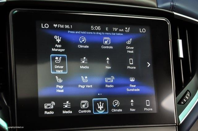 Used 2017 Maserati Ghibli Base for sale Sold at Gravity Autos Atlanta in Chamblee GA 30341 16