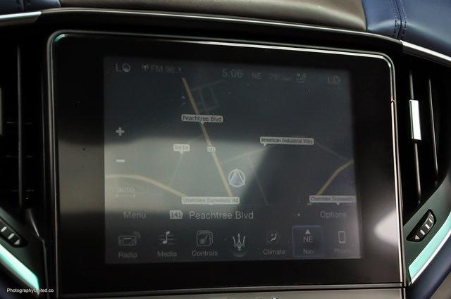 Used 2017 Maserati Ghibli Base for sale Sold at Gravity Autos Atlanta in Chamblee GA 30341 18