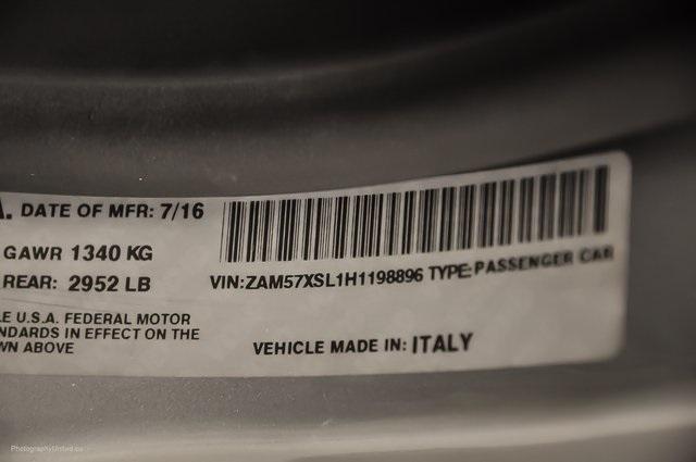 Used 2017 Maserati Ghibli Base for sale Sold at Gravity Autos Atlanta in Chamblee GA 30341 26
