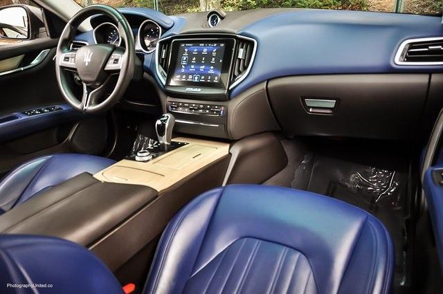 Used 2017 Maserati Ghibli Base for sale Sold at Gravity Autos Atlanta in Chamblee GA 30341 8