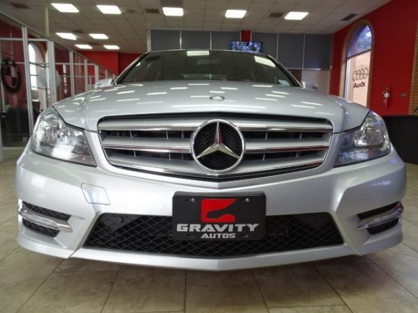 Used 2012 Mercedes-Benz C-Class C300 Sport for sale Sold at Gravity Autos in Roswell GA 30076 2