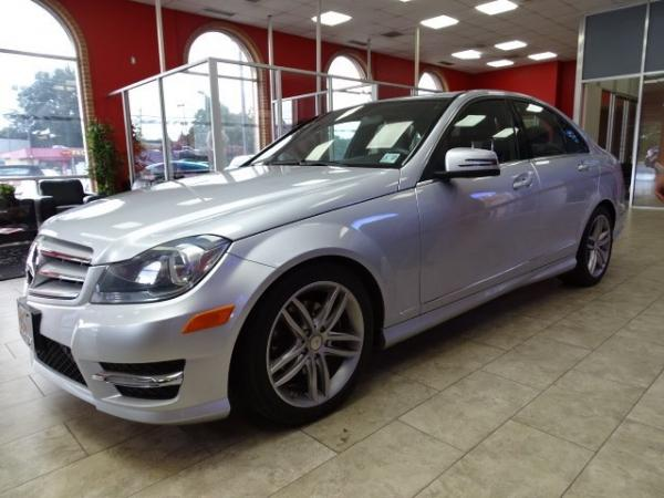 Used 2012 Mercedes-Benz C-Class C300 Sport for sale Sold at Gravity Autos in Roswell GA 30076 3