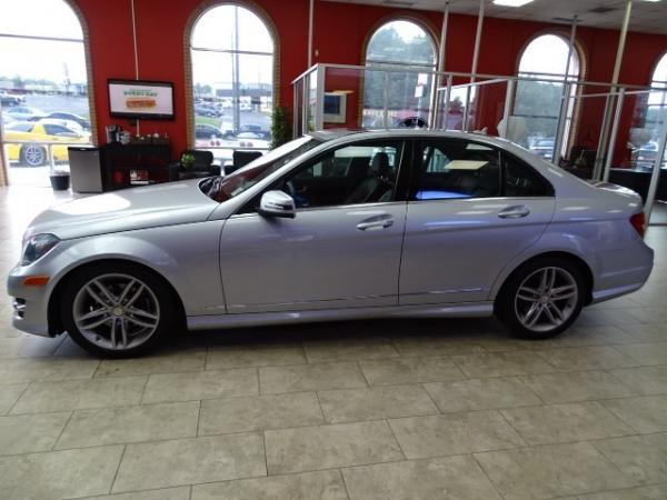 Used 2012 Mercedes-Benz C-Class C300 Sport for sale Sold at Gravity Autos in Roswell GA 30076 4