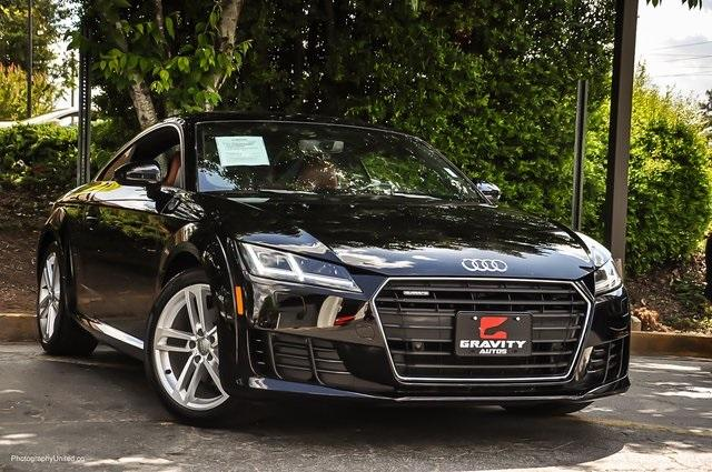 Used 2017 Audi TT 2.0T for sale Sold at Gravity Autos Atlanta in Chamblee GA 30341 2