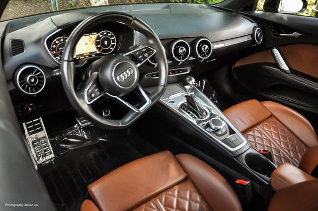 Used 2017 Audi TT 2.0T for sale Sold at Gravity Autos Atlanta in Chamblee GA 30341 7