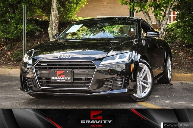 Used 2017 Audi TT 2.0T for sale Sold at Gravity Autos Atlanta in Chamblee GA 30341 1