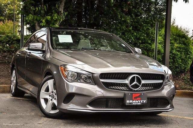 Used 2018 Mercedes-Benz CLA CLA 250 for sale Sold at Gravity Autos Atlanta in Chamblee GA 30341 2