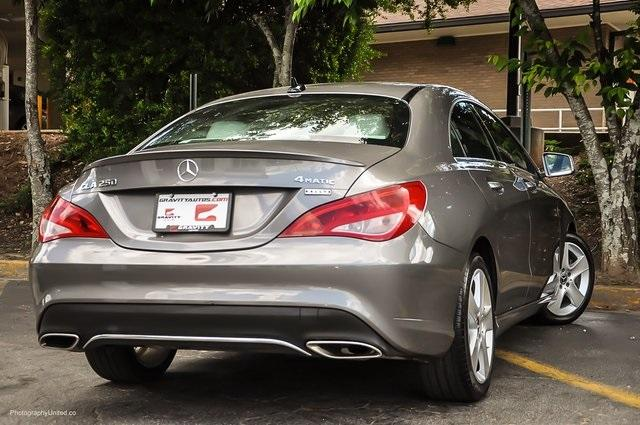 Used 2018 Mercedes-Benz CLA CLA 250 for sale Sold at Gravity Autos Atlanta in Chamblee GA 30341 4