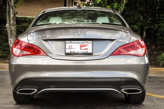 Used 2018 Mercedes-Benz CLA CLA 250 for sale Sold at Gravity Autos Atlanta in Chamblee GA 30341 5