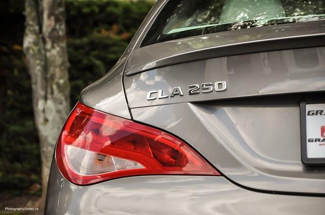 Used 2018 Mercedes-Benz CLA CLA 250 for sale Sold at Gravity Autos Atlanta in Chamblee GA 30341 6