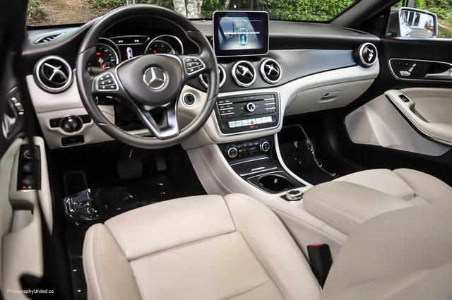 Used 2018 Mercedes-Benz CLA CLA 250 for sale Sold at Gravity Autos Atlanta in Chamblee GA 30341 7