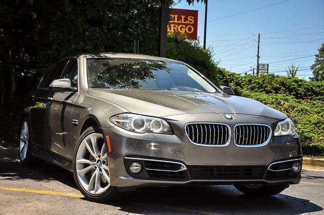 Used 2015 BMW 5 Series 535i for sale Sold at Gravity Autos Atlanta in Chamblee GA 30341 2